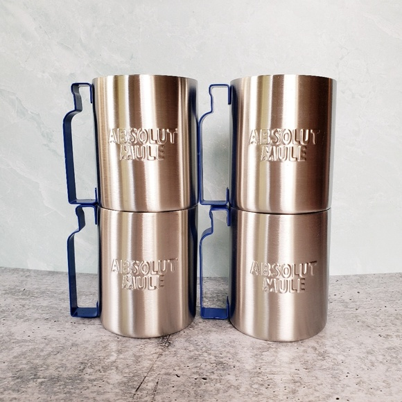 Absolut Other - Absolut Mule Mugs